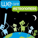 We are astronomers