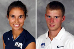 SLC Tennis Players of the Year-2012