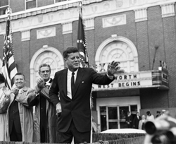 JFK in Fort Worth