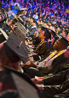 Commencement Fall 2012