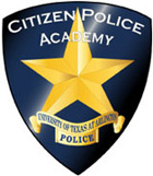 Citizen Police Logo