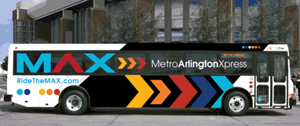 Metro Arlington Xpress