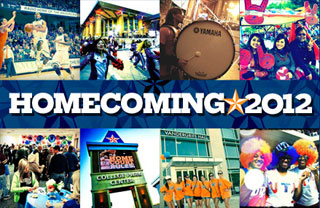 Homecoming 2012 collage