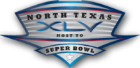 Super Bowl Host logo