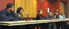 African American Experience Panel