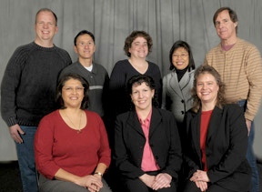 Eight staff members to receive the 2009-10 Outstanding Employee Staff Awards