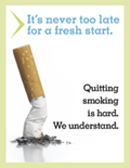 Get a 'Fresh Start' from tobacco
