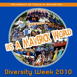 UT Arlington Diversity Week