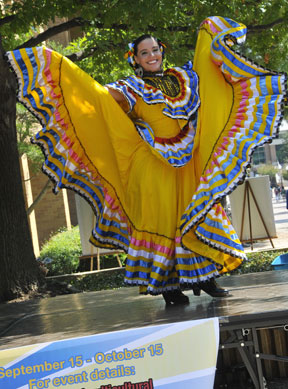 Hispanic Heritage Month 2010