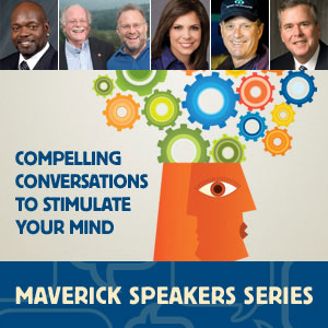 Maverick Speakers Series