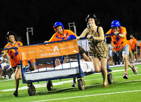 Bed Races 2011