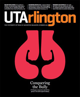 UTArlington Magazine summer 2012