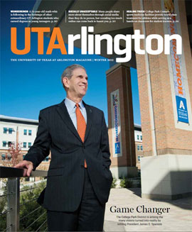 UTAMagazine winter 2012