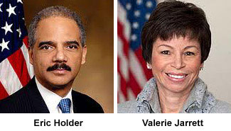 Holder and Jarrett