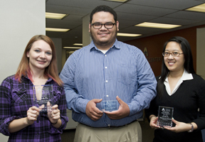 Outstanding Student Employees 2013