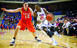 UTA basketball
