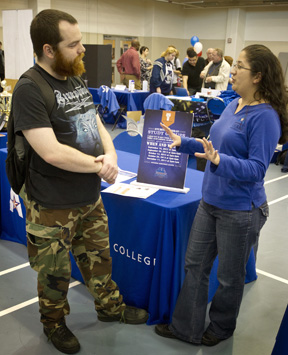 Veterans Activities Fair 2013