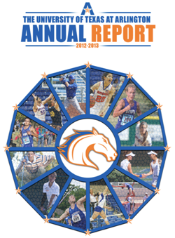 Athletics annual report 2012-13