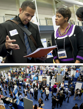 Fall job Fair 2013