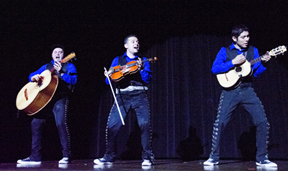 Mavs Got Talent-Mariachi Band