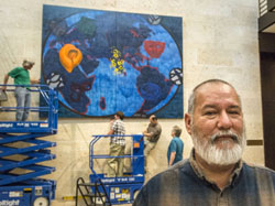 Benito Huerta at Amon Carter