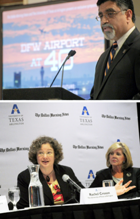 DFW Airport 40th anniversary symposium