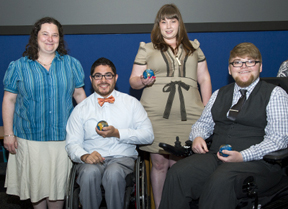 Disability Studies' first grads
