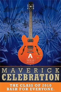 Maverick Celebration poster