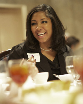 Etiquette Dinner - Sondra Showels
