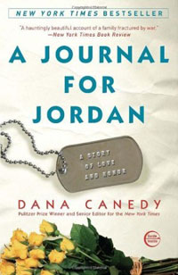 Journal for Jordan book cover