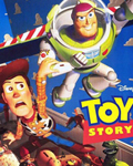 Movie Poster for Toy Story