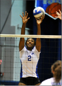 Volleyball-Bianca Sauls