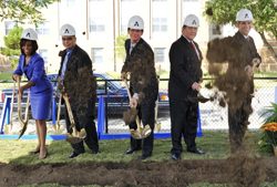 College Park groundbreaking