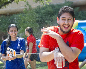 Welcome Week 2011