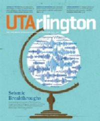 UTA Magazine fall 2011