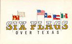Six Flags logo old