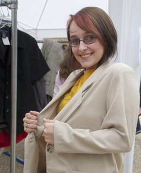 Blazer Sale-Hayley Turney