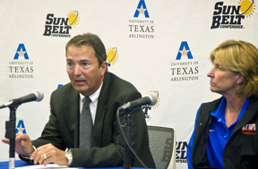 Sun Belt Conference announcement