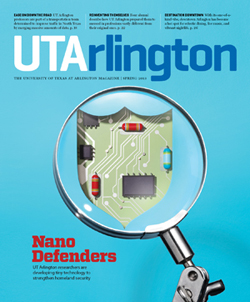 UTArlington Magazine