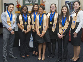 Honors College awardees