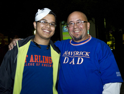 Parent weekend 2012