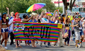 Gay Parade-Dallas