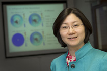 Physics Assistant Professor Yue Deng
